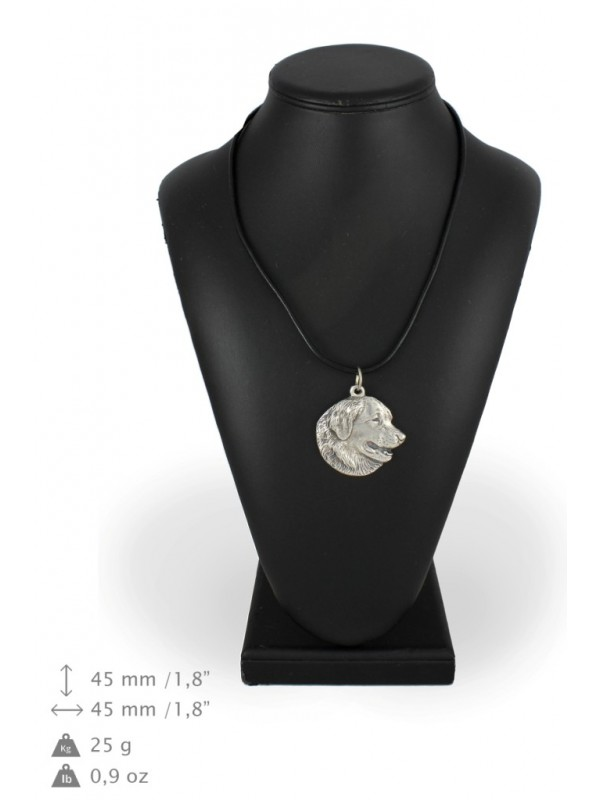 Leonberger - necklace (strap) - 2711 - 29063