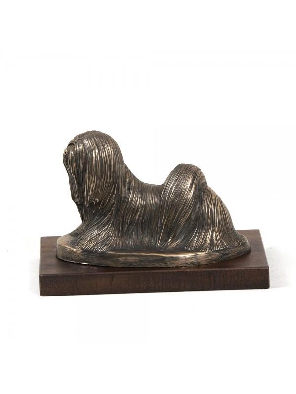 Lhasa Apso - figurine (bronze) - 608 - 2719