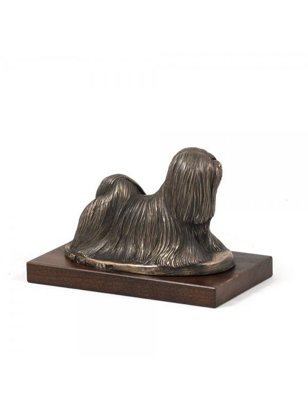 Lhasa Apso - figurine (bronze) - 608 - 2721