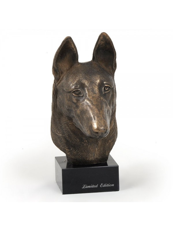 Malinois - figurine (bronze) - 247 - 2922