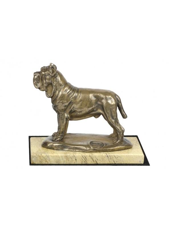 Neapolitan Mastiff - figurine (bronze) - 4682 - 41838