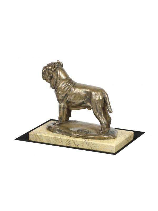 Neapolitan Mastiff - figurine (bronze) - 4682 - 41839