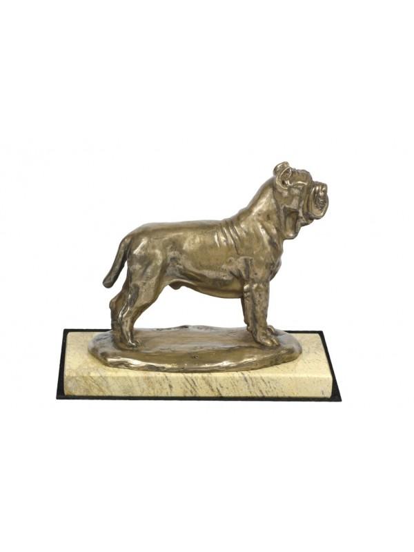 Neapolitan Mastiff - figurine (bronze) - 4682 - 41840
