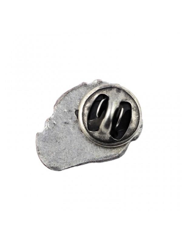 Neapolitan Mastiff - pin (silver plate) - 455 - 25927