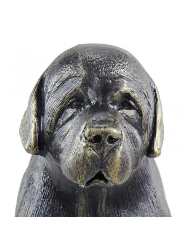 Newfoundland  - statue (resin) - 627 - 21738