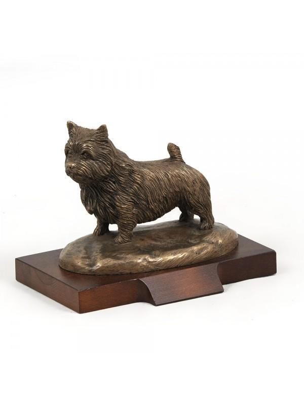 Norwich Terrier - figurine (bronze) - 612 - 2729