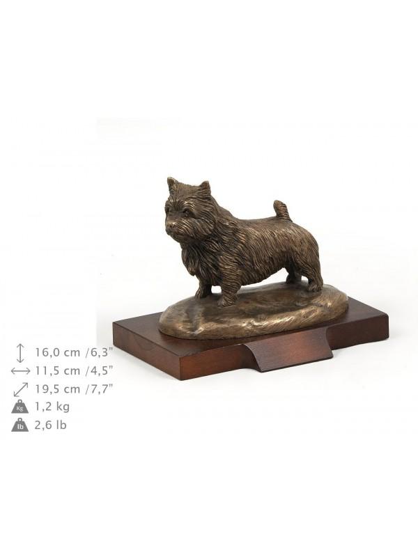 Norwich Terrier - figurine (bronze) - 612 - 8351