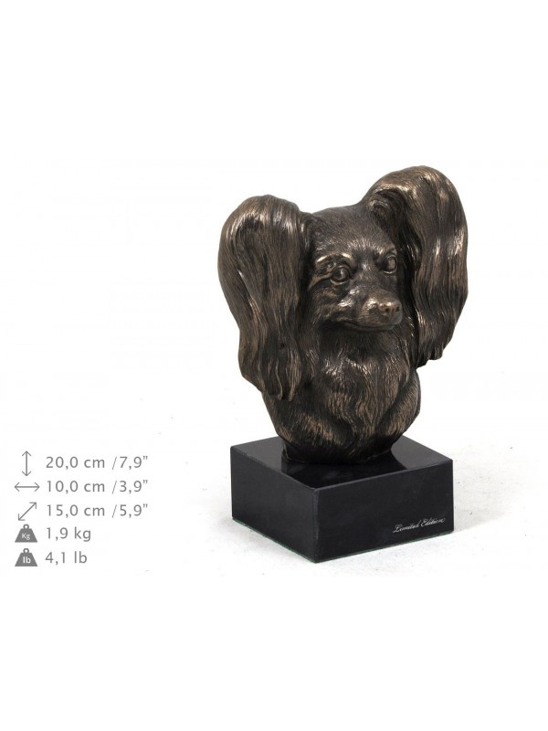 Papillon - figurine (bronze) - 259 - 9161