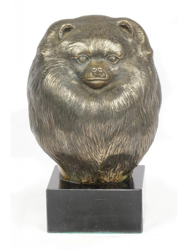 Pomeranian - figurine (bronze) - 267 - 22097