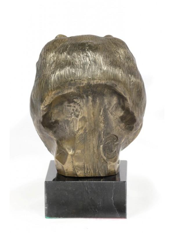 Pomeranian - figurine (bronze) - 267 - 22103