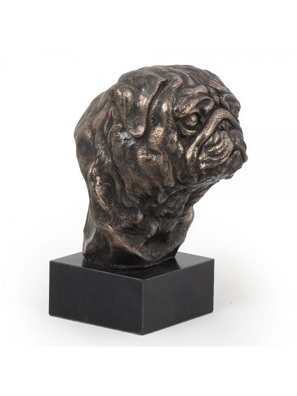 Pug - figurine (bronze) - 278 - 3092