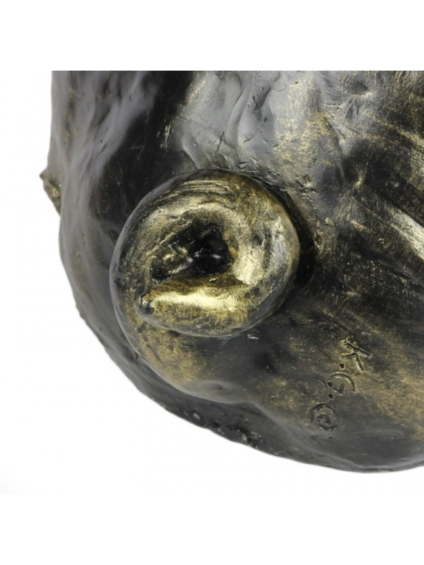 Pug - statue (resin) - 1598 - 8388