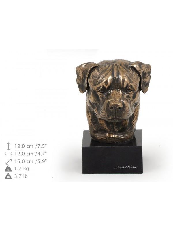Rottweiler - figurine (bronze) - 282 - 9169