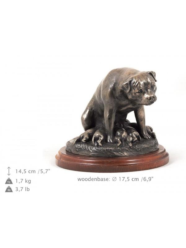 Rottweiler - figurine (bronze) - 617 - 8356