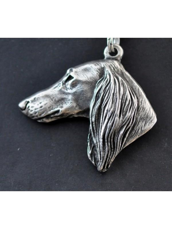 Saluki - necklace (strap) - 143 - 709