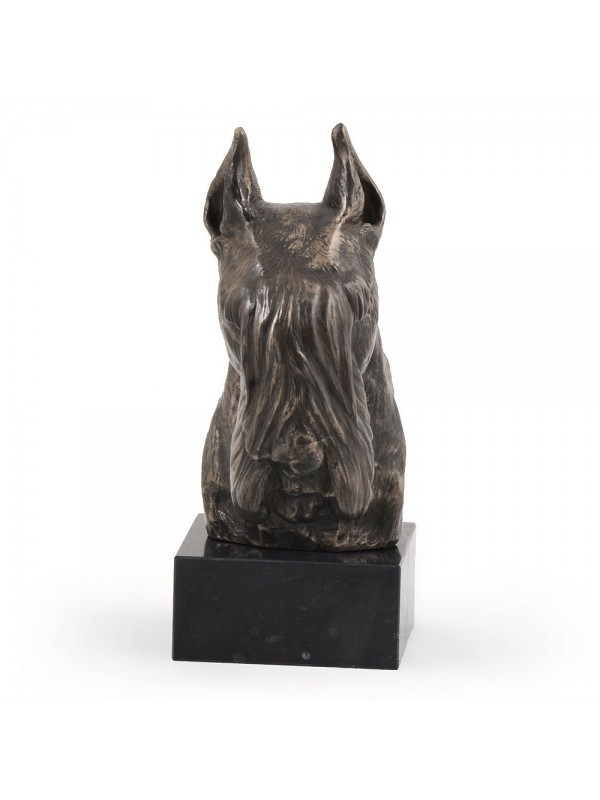 Schnauzer - figurine (bronze) - 299 - 9177