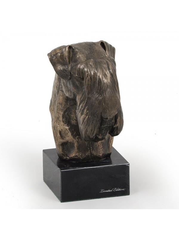 Schnauzer - figurine (bronze) - 300 - 2945