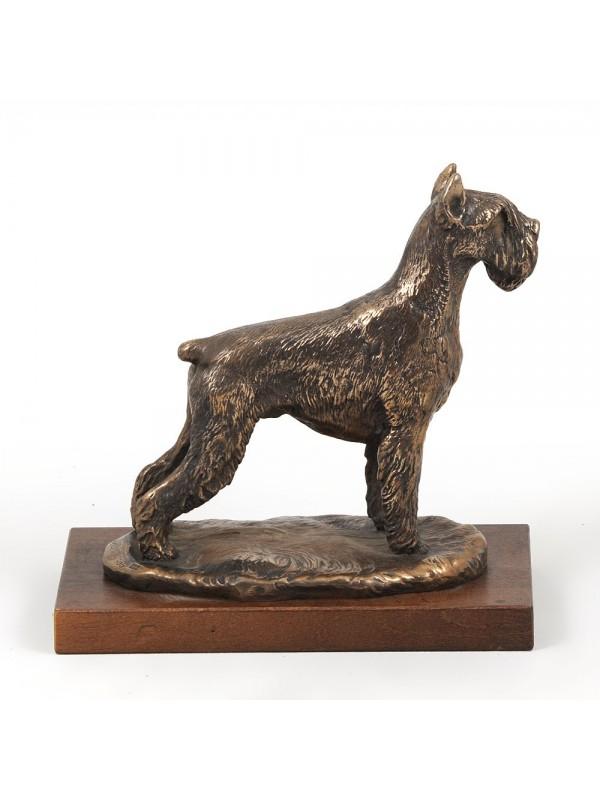 Schnauzer - figurine (bronze) - 618 - 2745