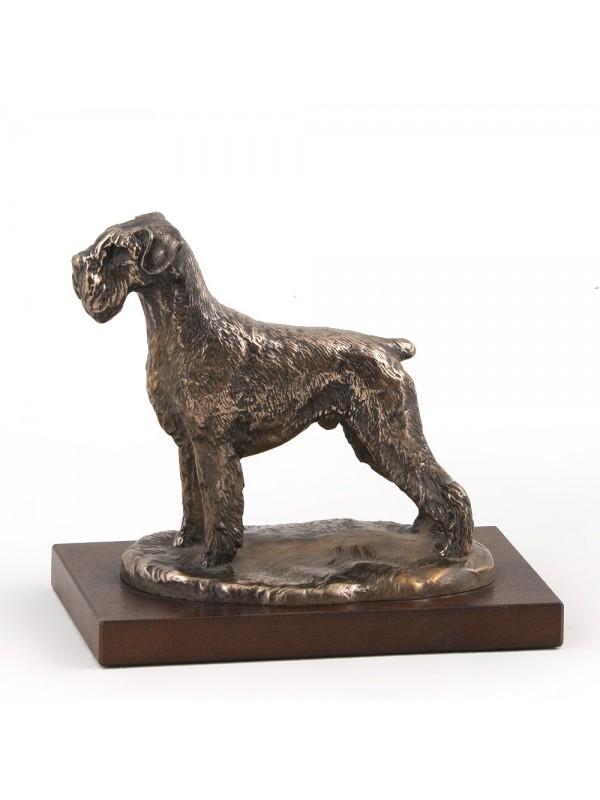 Schnauzer - figurine (bronze) - 619 - 3125