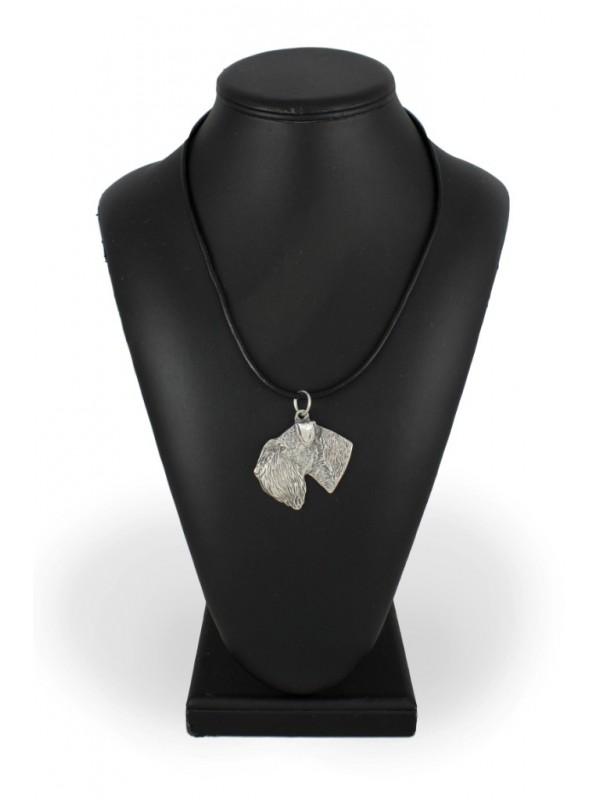 Schnauzer - necklace (strap) - 2704 - 29050