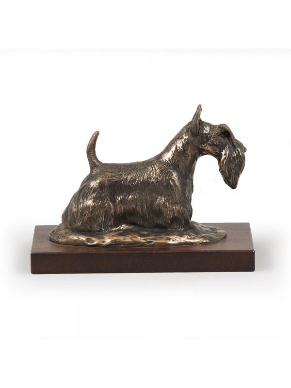 Scottish Terrier - figurine (bronze) - 620 - 2749