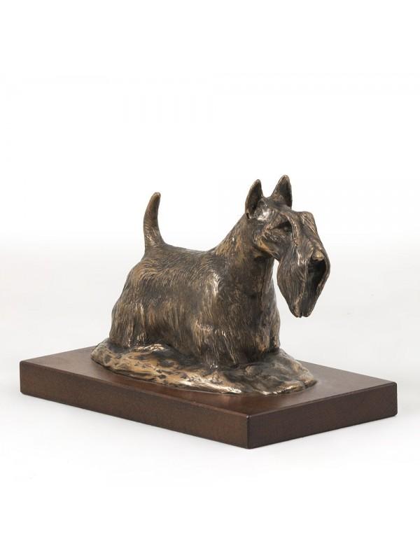 Scottish Terrier - figurine (bronze) - 620 - 2750