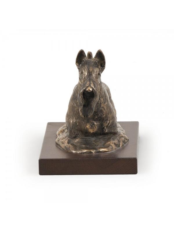 Scottish Terrier - figurine (bronze) - 620 - 2751