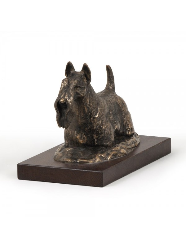 Scottish Terrier - figurine (bronze) - 620 - 2752