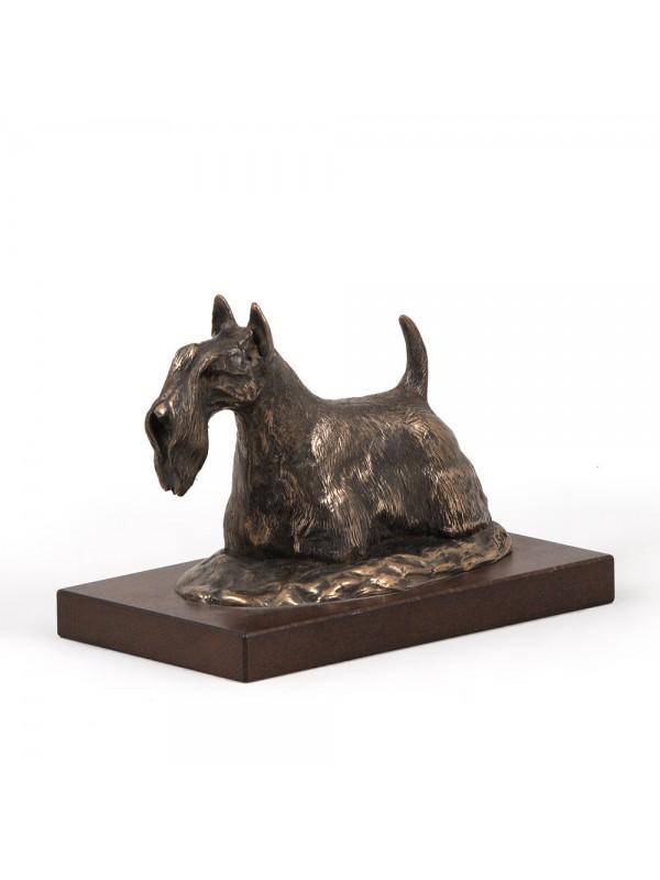 Scottish Terrier - figurine (bronze) - 620 - 2753