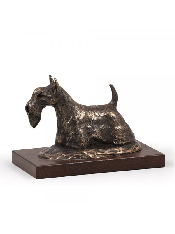 Scottish Terrier - figurine (bronze) - 620 - 2754