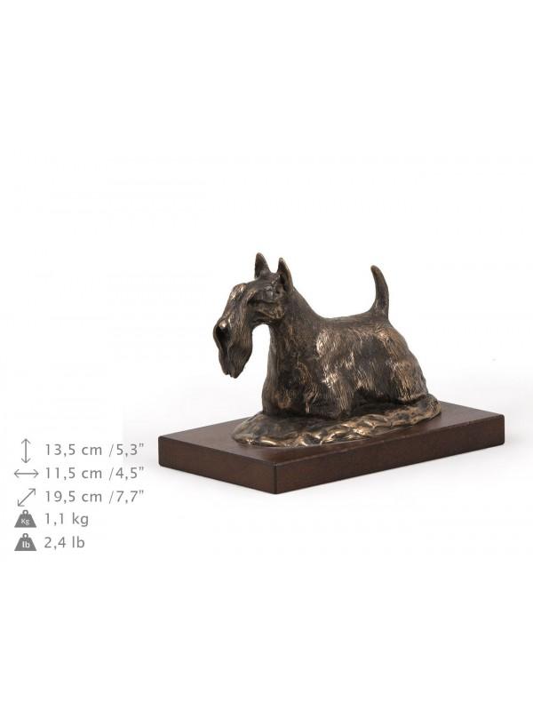 Scottish Terrier - figurine (bronze) - 620 - 8359