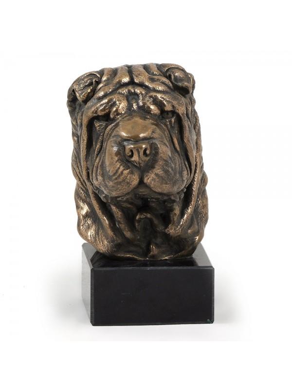 Shar Pei - figurine (bronze) - 302 - 2950