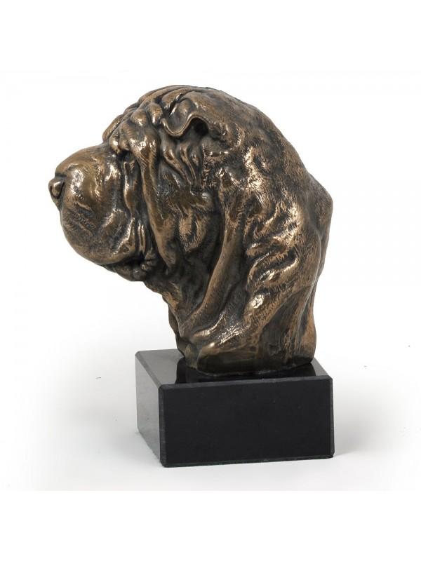 Shar Pei - figurine (bronze) - 302 - 2953