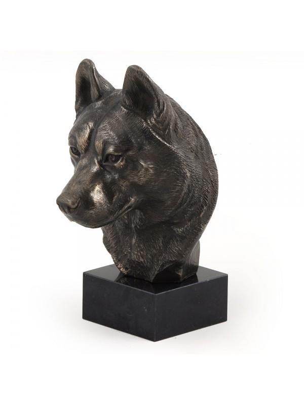 Siberian Husky - figurine (bronze) - 303 - 3108