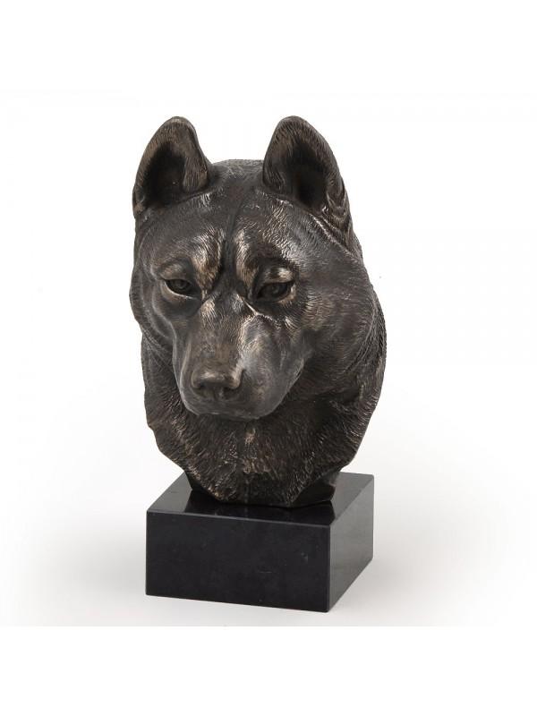 Siberian Husky - figurine (bronze) - 303 - 3109