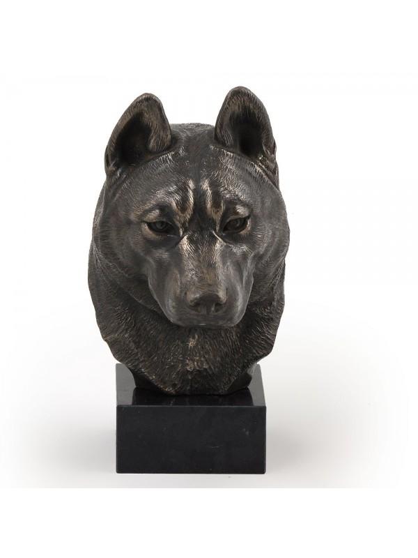 Siberian Husky - figurine (bronze) - 303 - 3110
