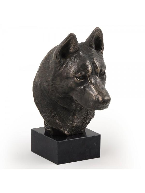 Siberian Husky - figurine (bronze) - 303 - 3111