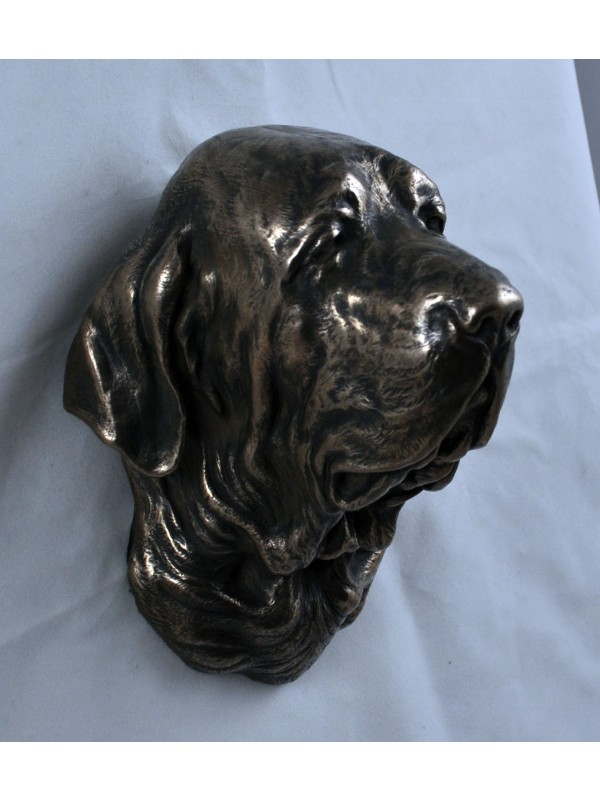 Spanish Mastiff - figurine (bronze) - 538 - 1663