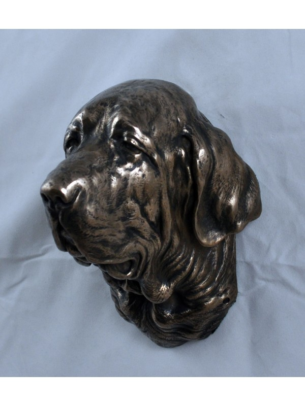 Spanish Mastiff - figurine (bronze) - 538 - 1664