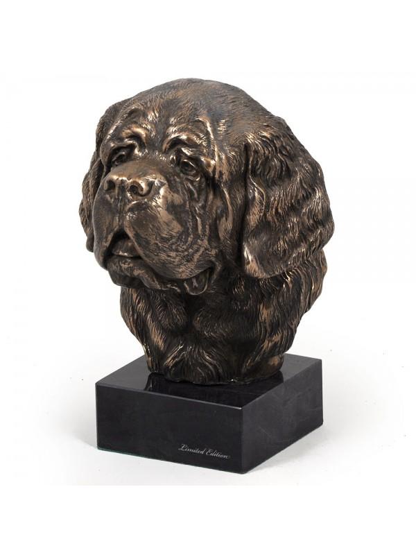 St. Bernard - figurine (bronze) - 284 - 2938