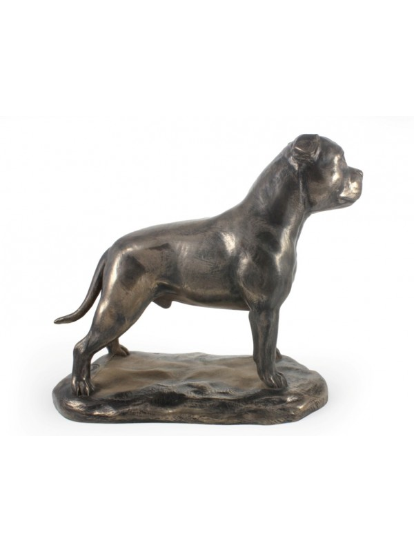 Staffordshire Bull Terrier - figurine (bronze) - 664 - 22374