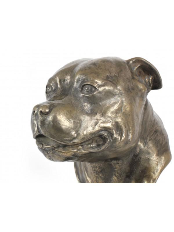 Staffordshire Bull Terrier - figurine (resin) - 142 - 7667