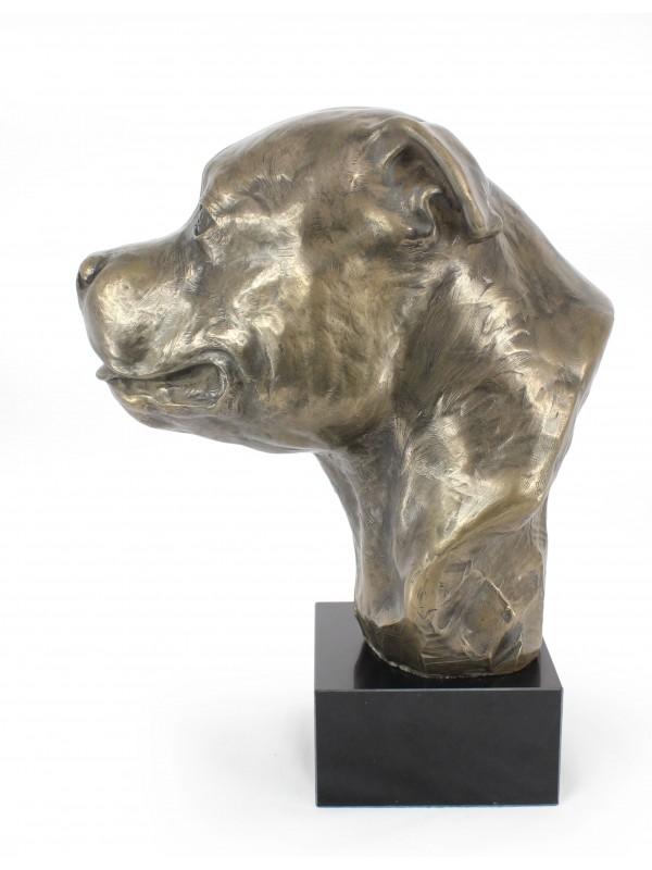 Staffordshire Bull Terrier - figurine (resin) - 142 - 7668