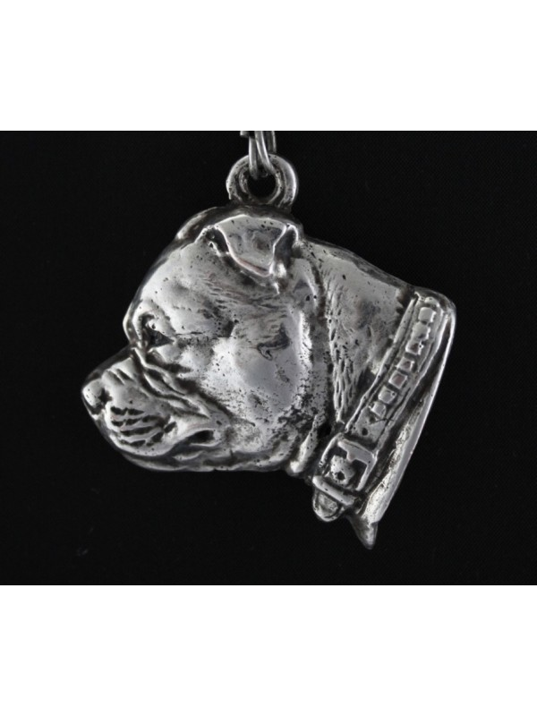 Staffordshire Bull Terrier - necklace (strap) - 356 - 1323