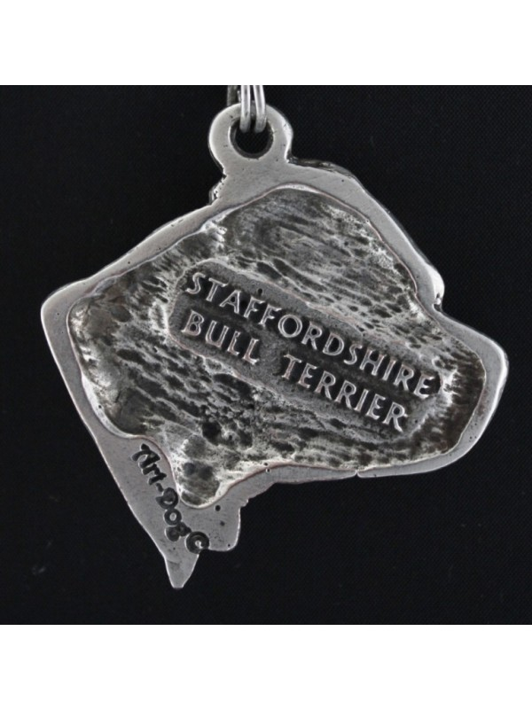 Staffordshire Bull Terrier - necklace (strap) - 356 - 1324