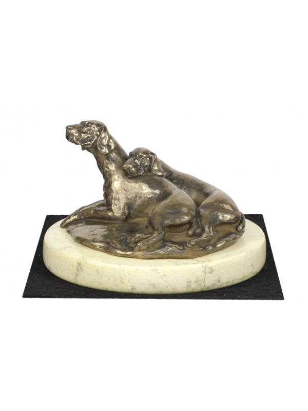 Weimaraner - figurine (bronze) - 4679 - 41825