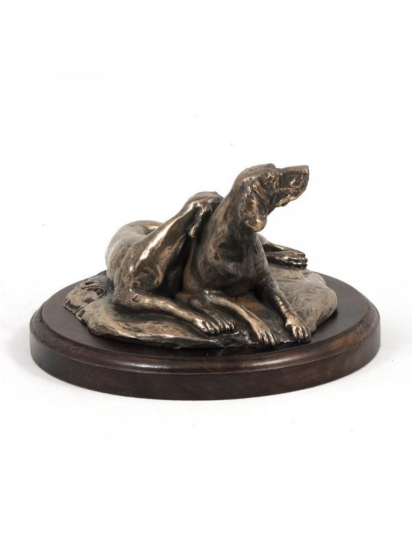 Weimaraner - figurine (bronze) - 624 - 2765