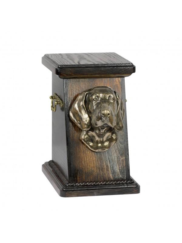 Weimaraner - urn - 4244 - 39445