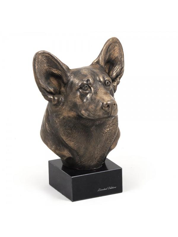 Welsh Corgi Pembroke - figurine (bronze) - 201 - 2868