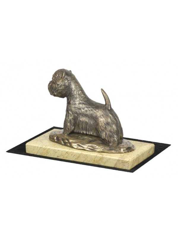 West Highland White Terrier - figurine (bronze) - 4680 - 41829